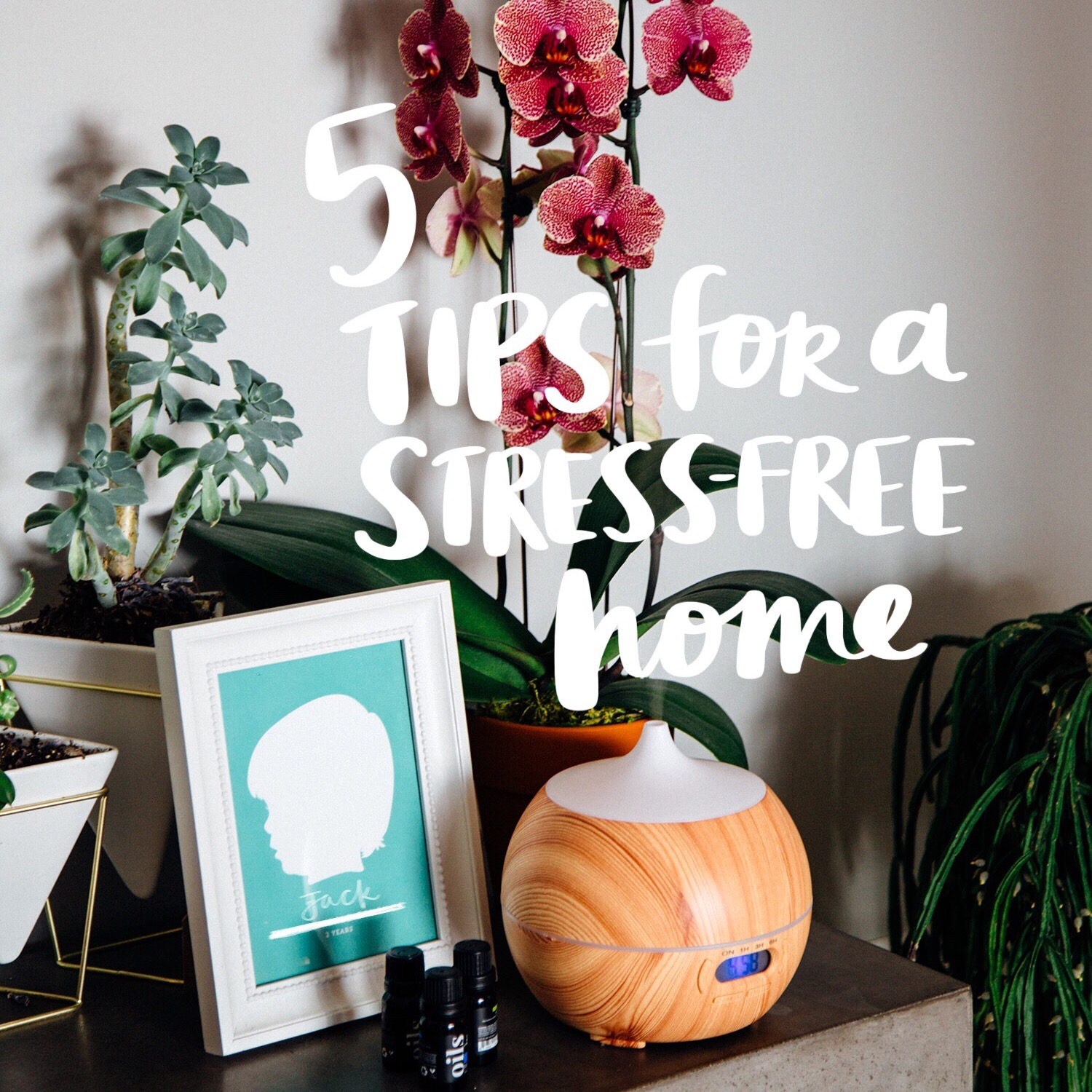 Tips for a stress-free home