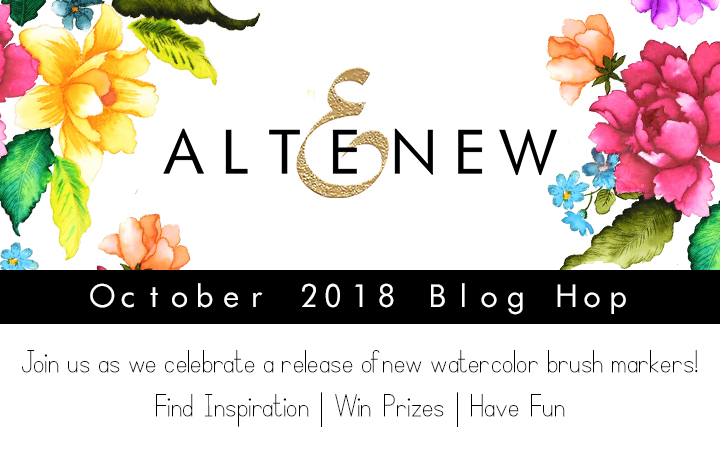 Altenew Watercolor Brush Markers