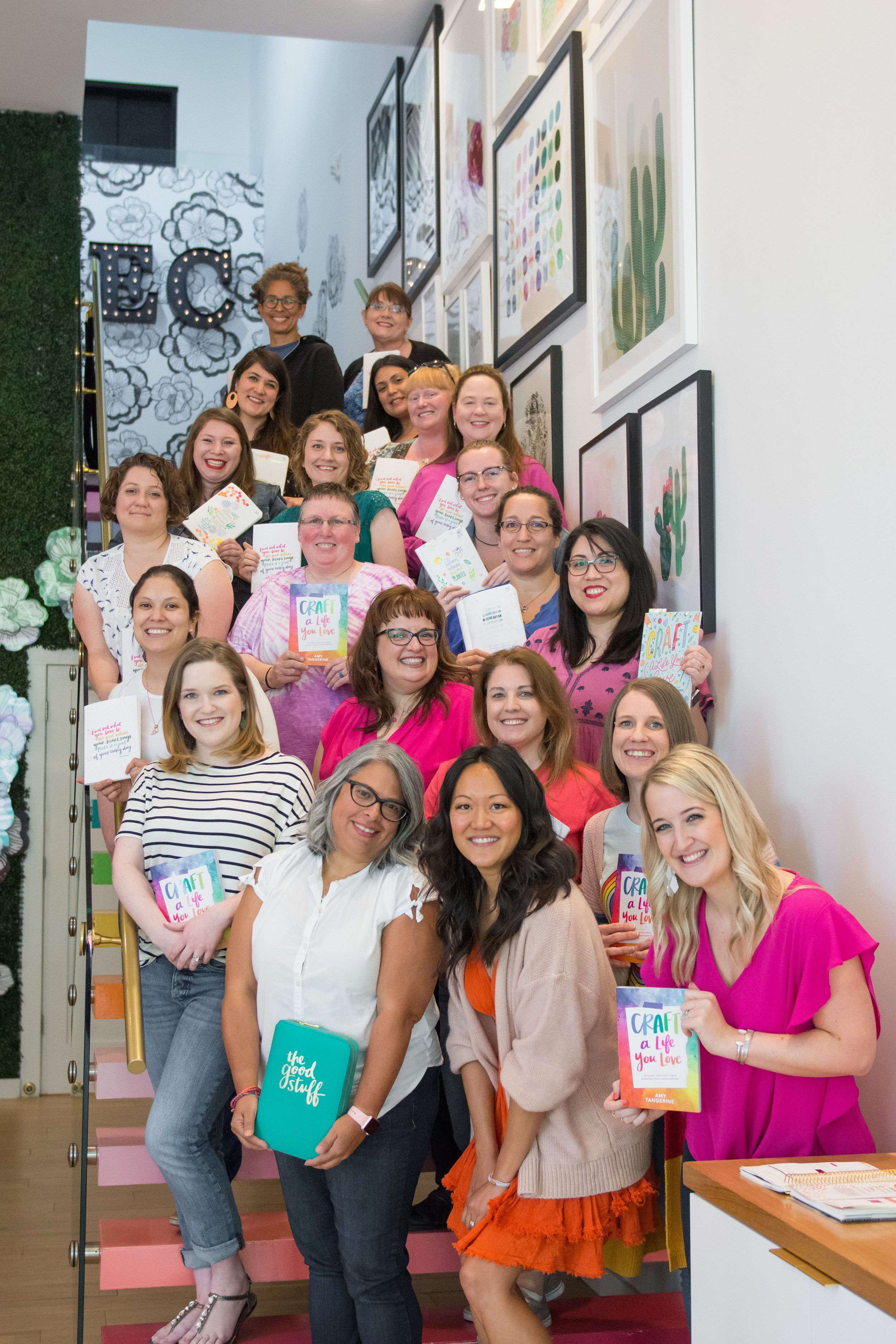 3 Highlights from the Erin Condren Workshop
