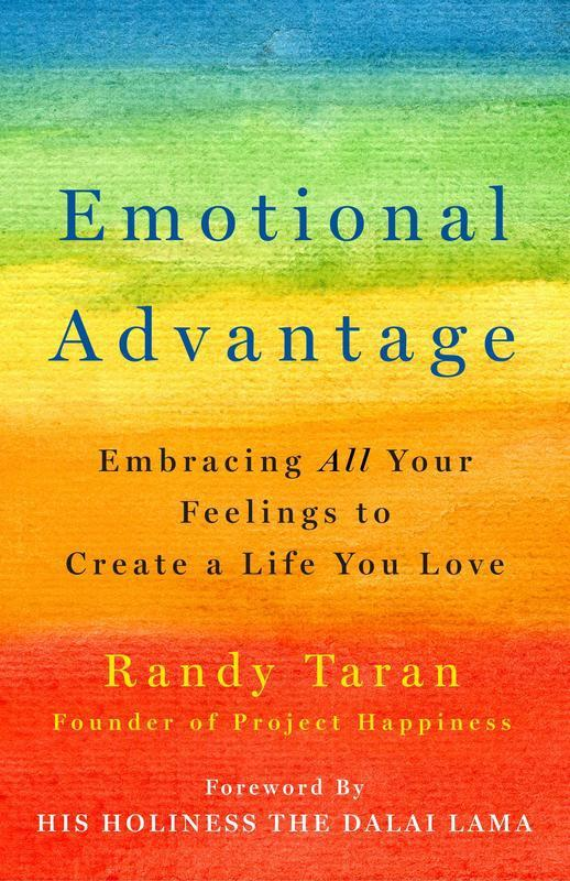 Embracing Your Emotions with Randy Taran