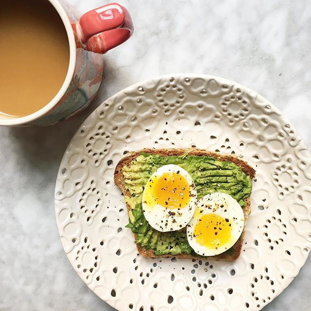 Happy MLK day to everyone! Start the holiday off with a cozy breakfast at home 🥑🍳🍽 . . . . #MLK #dayoff #avocado #avocadotoast #toast #egg #coffee #breakfast #winter #healthy #homemade #brunch #delish #yum #pretty #amazing #love #eat #digin