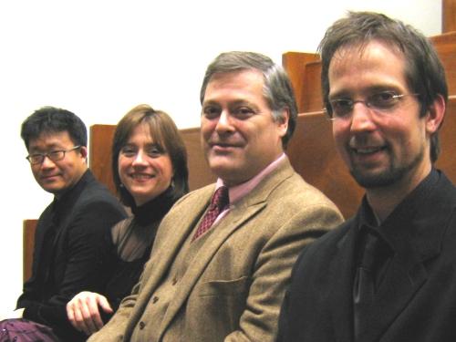 The Finisterra Trio recorded Hagen's complete trios for Naxos.