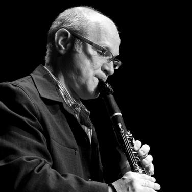 Clarinettist Thomas Piercy