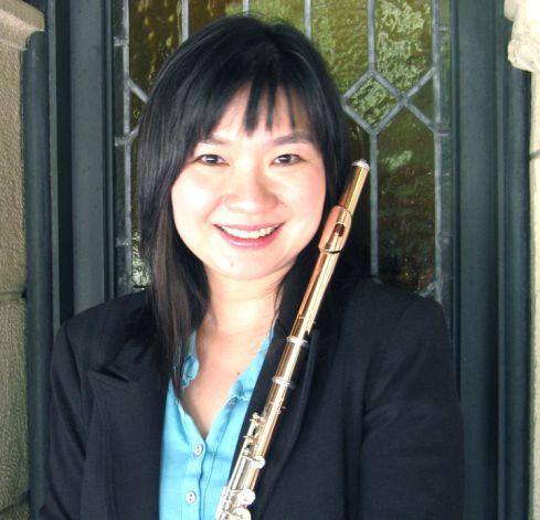 Composer / flautist Su Lian Tan