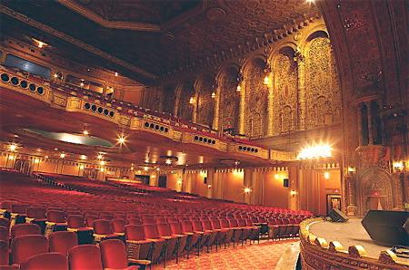 Palace Theater, Albany, NY.
