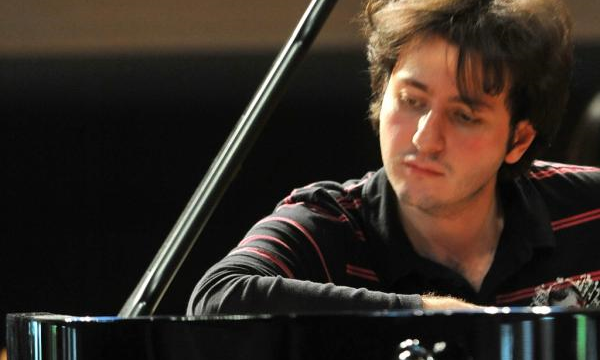 Michael Lifits gave the NY premiere at Weill Recital Hall