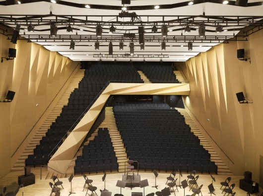 The Agincourt Conservatory of Music's performance hall.