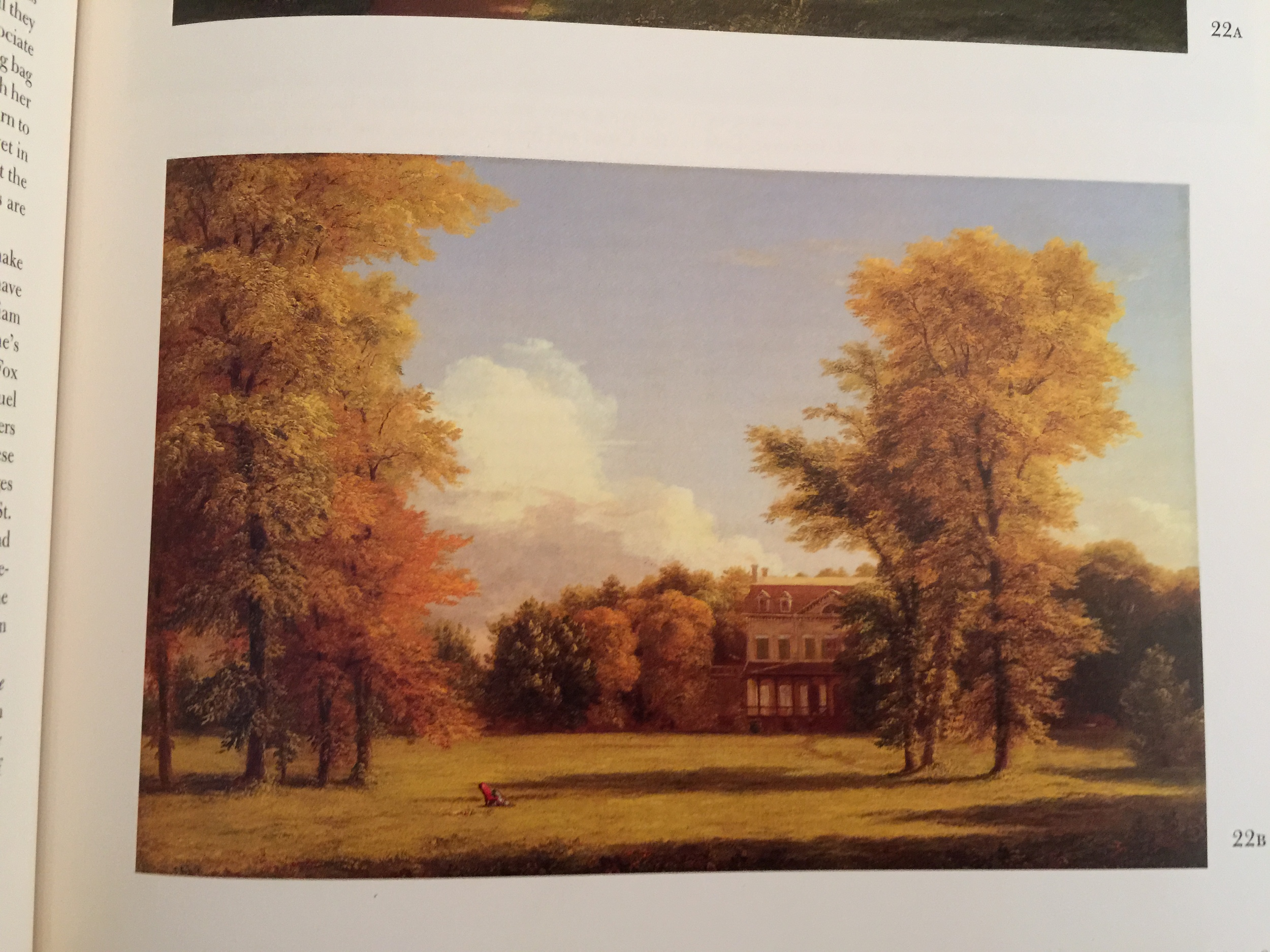 Gardens of the Rensselaer Manor House: Thomas Cole (1801-1848)