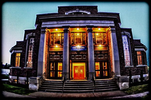 The Seaons Concert Hall in Yakima, WA.
