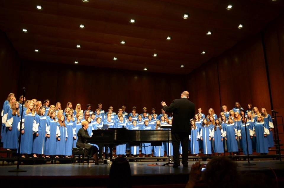 The Brookfield Central High School Chorus