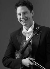 Violinist Ross Monroe Winter
