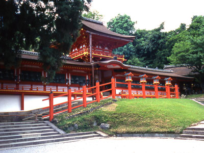 The Kasuga Grand Shrine, Nara, Japan