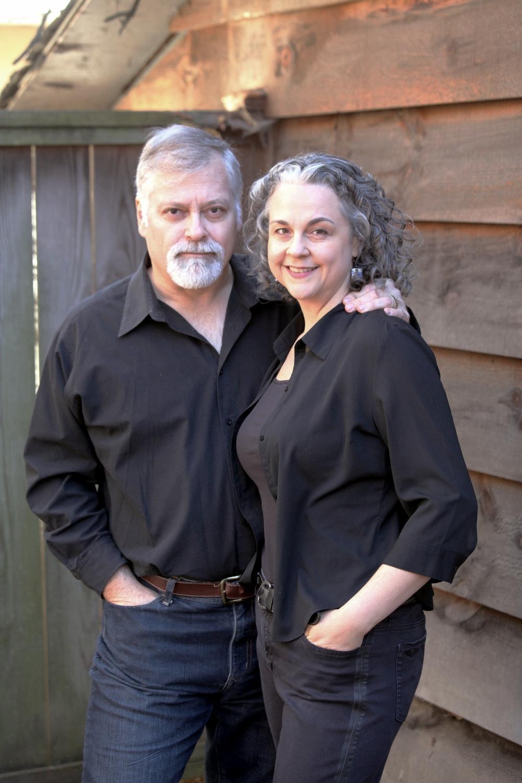 Daron Hagen and Gilda Lyons (Photo credit: Maureen Gates, Rhinebeck Living Magazine )