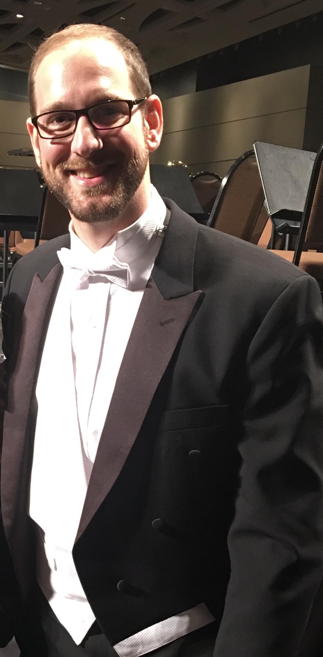 Conductor Dr. Mathhew J. Smith