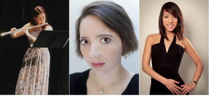 Timothy Maureen Cole, Kristen Wuest, and Christine Ciuffreda