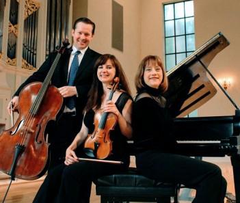 Tanya Stambuk, piano; Maria Sampen, violin; Alistair MacRae, cello