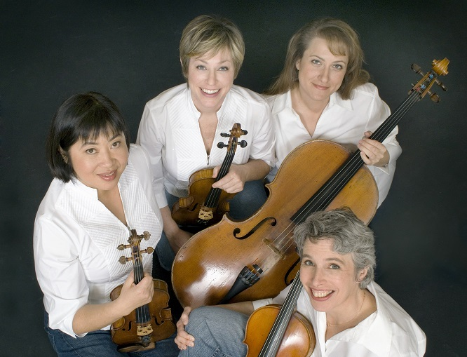 The Cassatt Quartet.