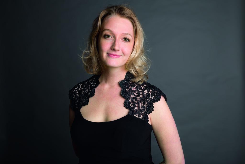 Christina Wright-Ivanova (Photo: Martin Teschner)
