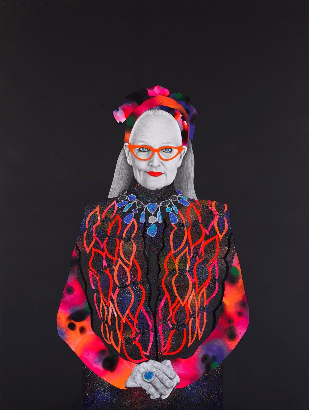 Carla Fletcher - Twin souls, Linda Jackson