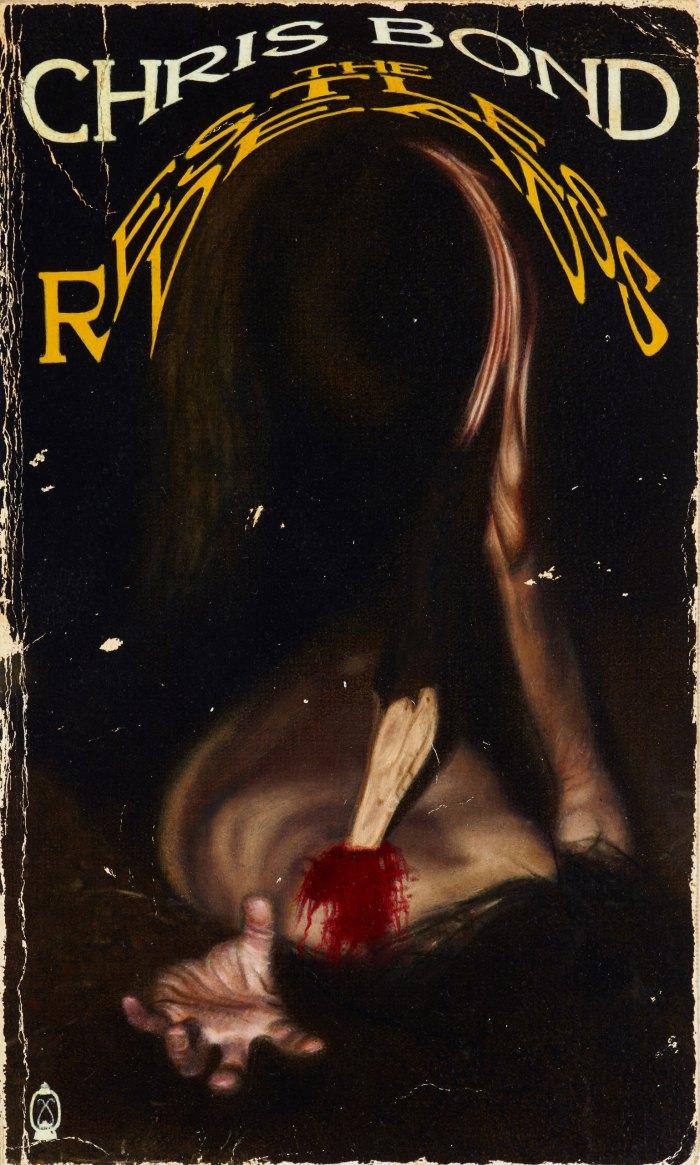 Chris Bond - The Restless Dead (Portrait of artist)