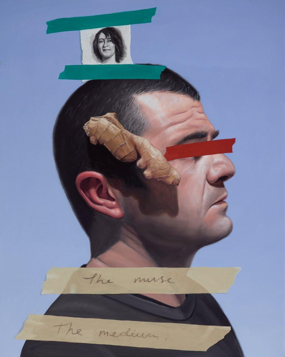 Juan Ford - Regaining sight (A meditation on Rose Soady)