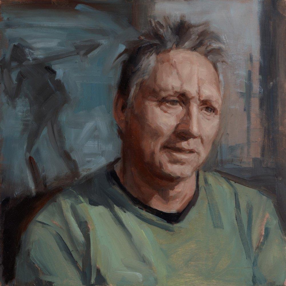 Marie Mansfield - Study of Euan Macleod