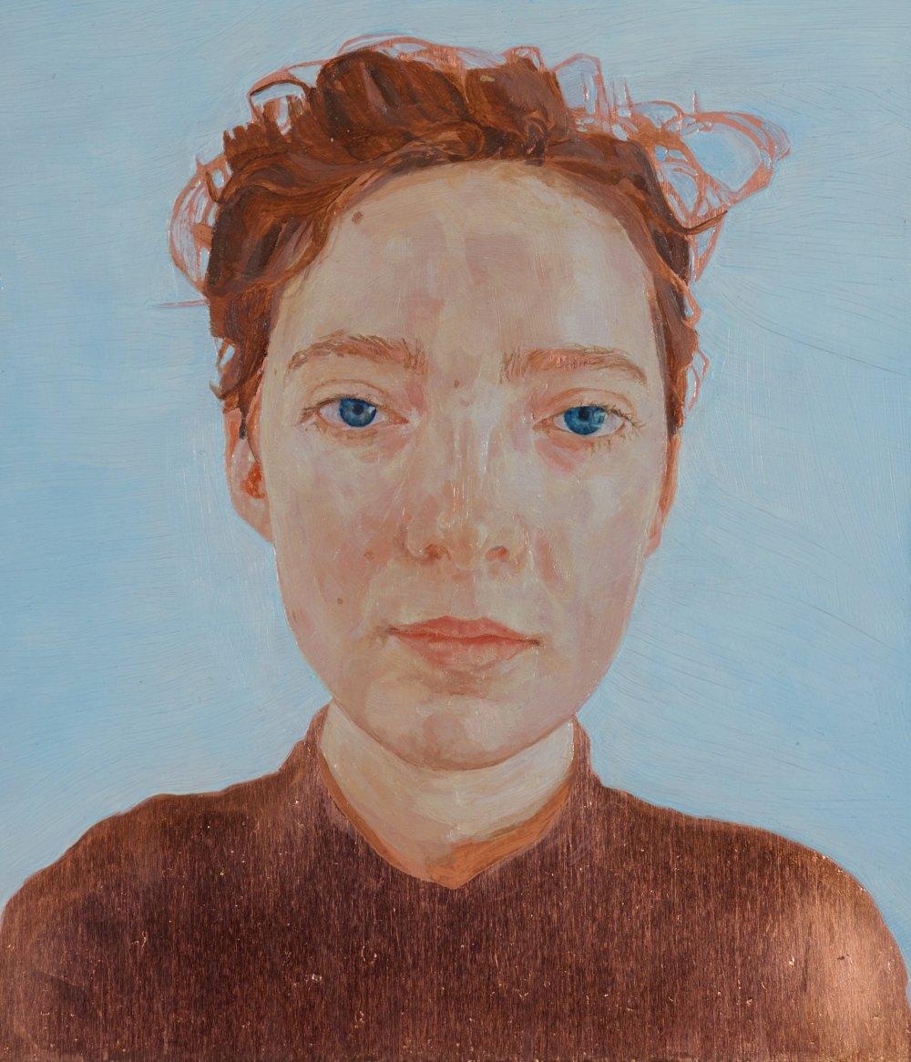 Natasha Walsh - Self-portrait