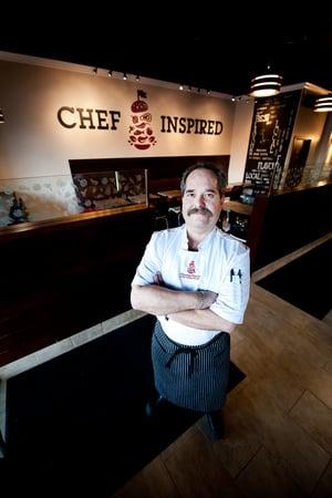 Chef Bill Pratt