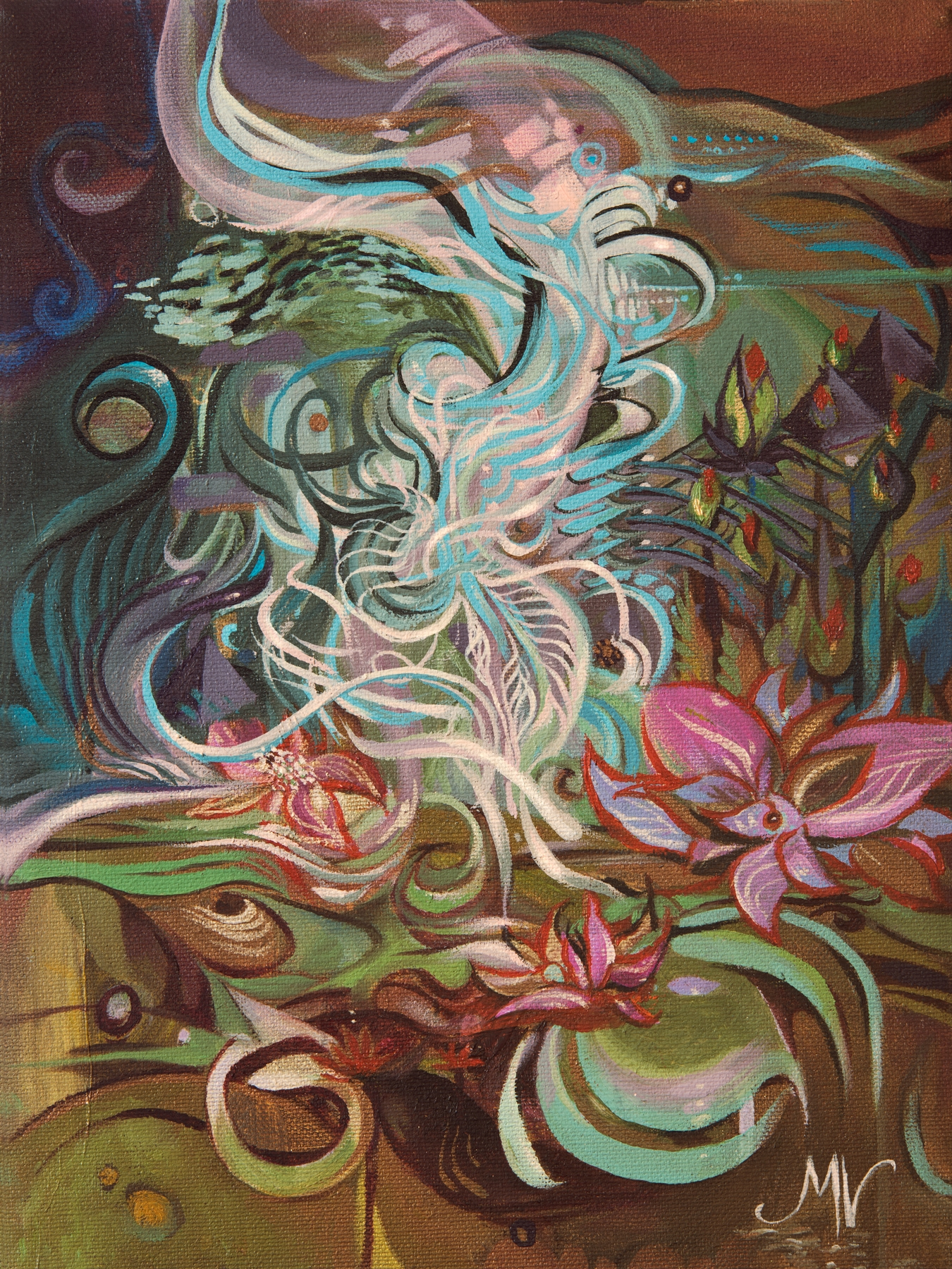 Lillies and Entities, 2009