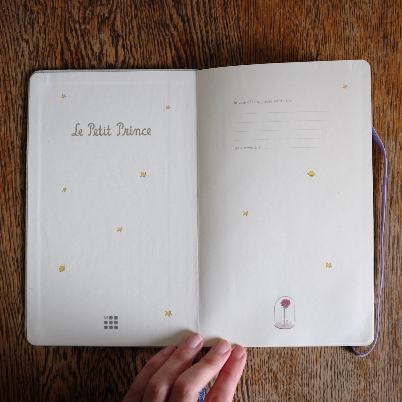 Le Petit Prince Diary