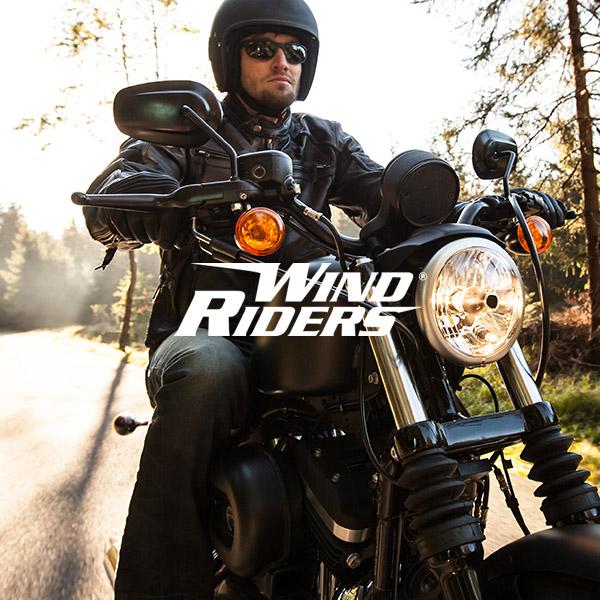 Wind Riders - Motorcycle Eye Gear