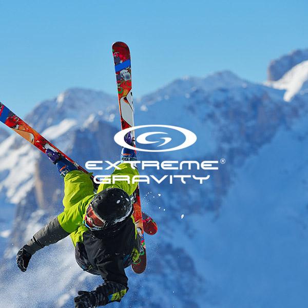 Extreme Gravity — Snow Goggle
