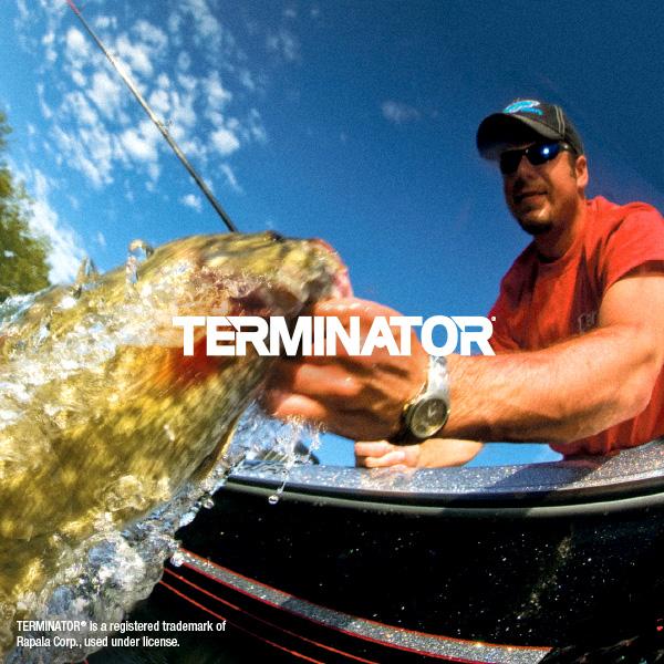 Terminator – Fishing Glasses