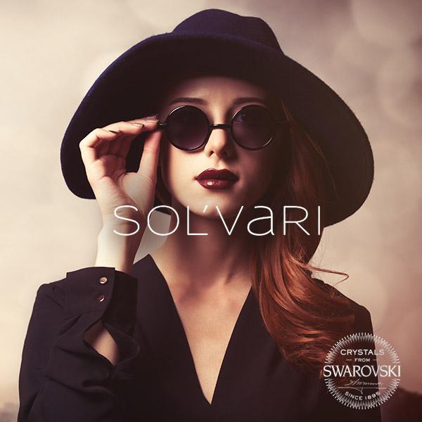 Solvari – Crystals from Swarovski