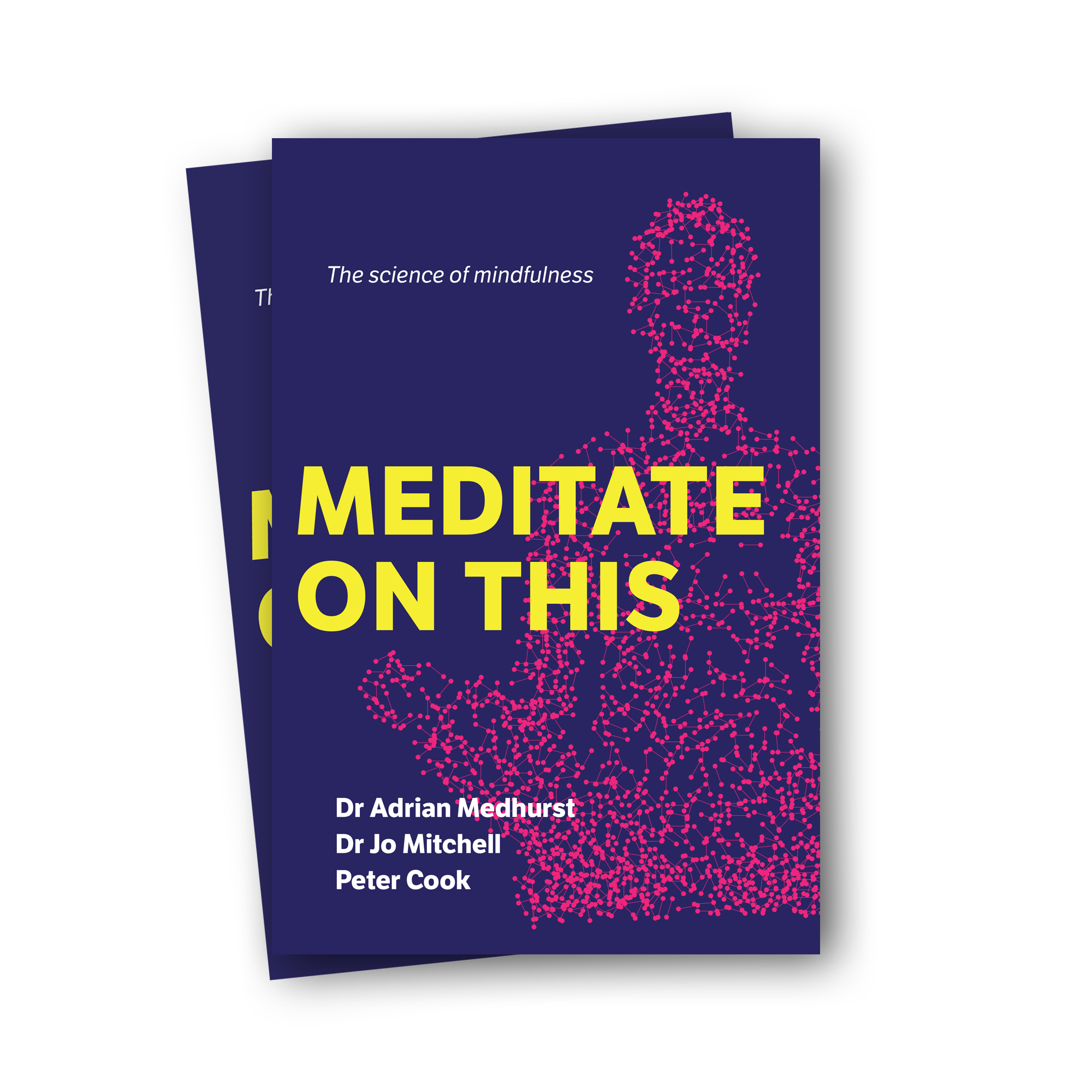 Meditate On This - What do artists Hugh Jackman, Emma Watson, and Russell Brand have in common with business gurus Bill Gates, Arianna Huffington and Oprah Winfrey. What do they all share with sportspeople Novak Djokovic, Kobe Bryant, and the whole AC Milan soccer team?The title of this book is a bit of a clue if you're struggling.
