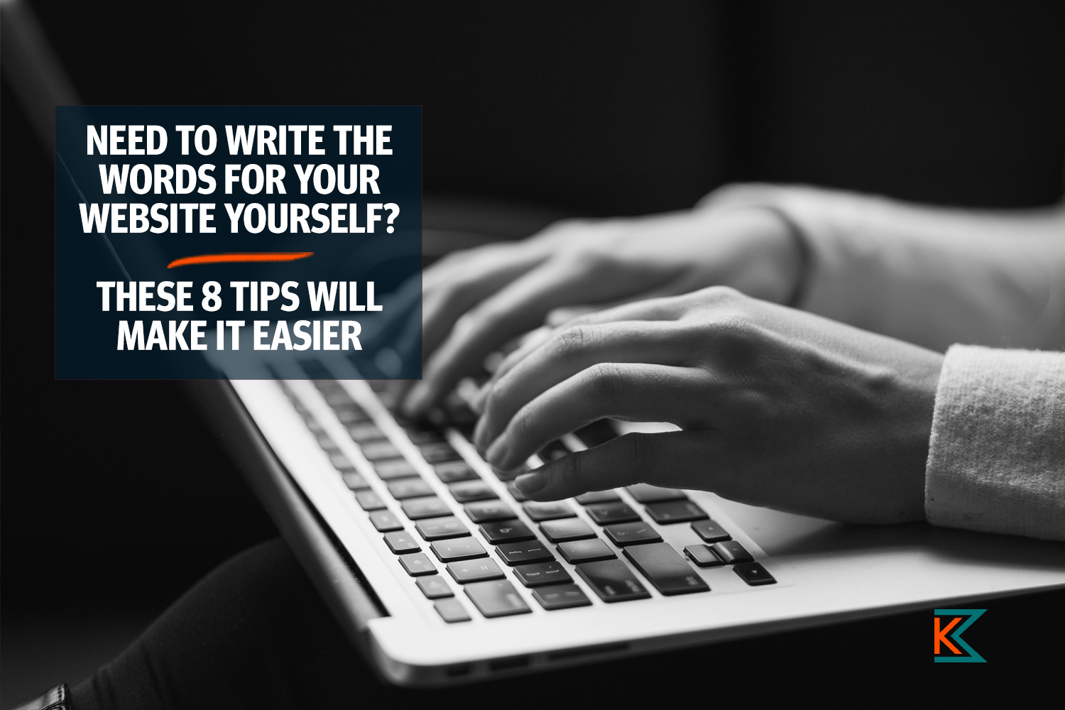 Tips for writing website content yourself