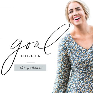 for goal diggers - There are a few podcasts that I love listening to in the studio and this month I've been digging  Goal Digger from Jenna Kutcher . I've been listening to this one for a while but the beginning of a new year felt like the perfect time to go back and re-listen to some golden episodes full of entrepreneurial wisdom.
