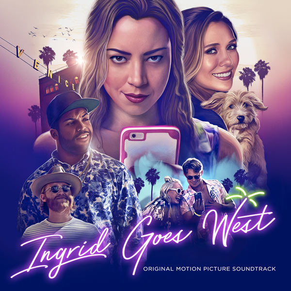 """ingrid goes west - Anyone else feel like social media can be a bit of a horror show? The obsession with how many followers you've got, constantly comparing yourself to those """"perfect"""" accounts, spending more time on your phone than engaging with people IRL...it's scary stuff.  Ingrid Goes West  is a comical yet disturbing look at an unhinged girl who becomes obsessed with an Instagram star she follows out to LA."""