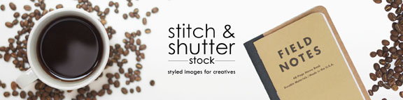 Stitch & Shutter Stock- Styled images for creatives