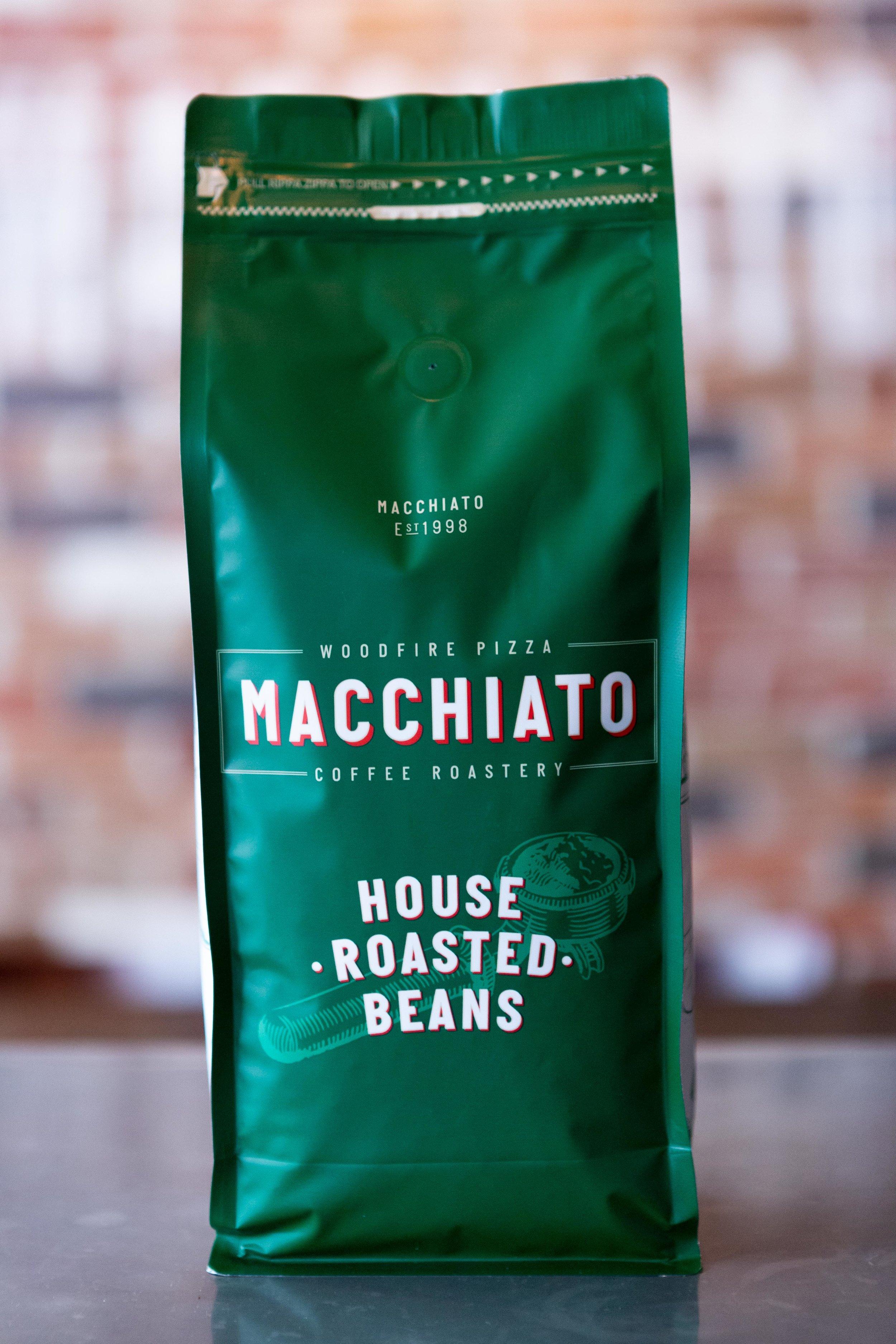 Our Coffee Macchiato