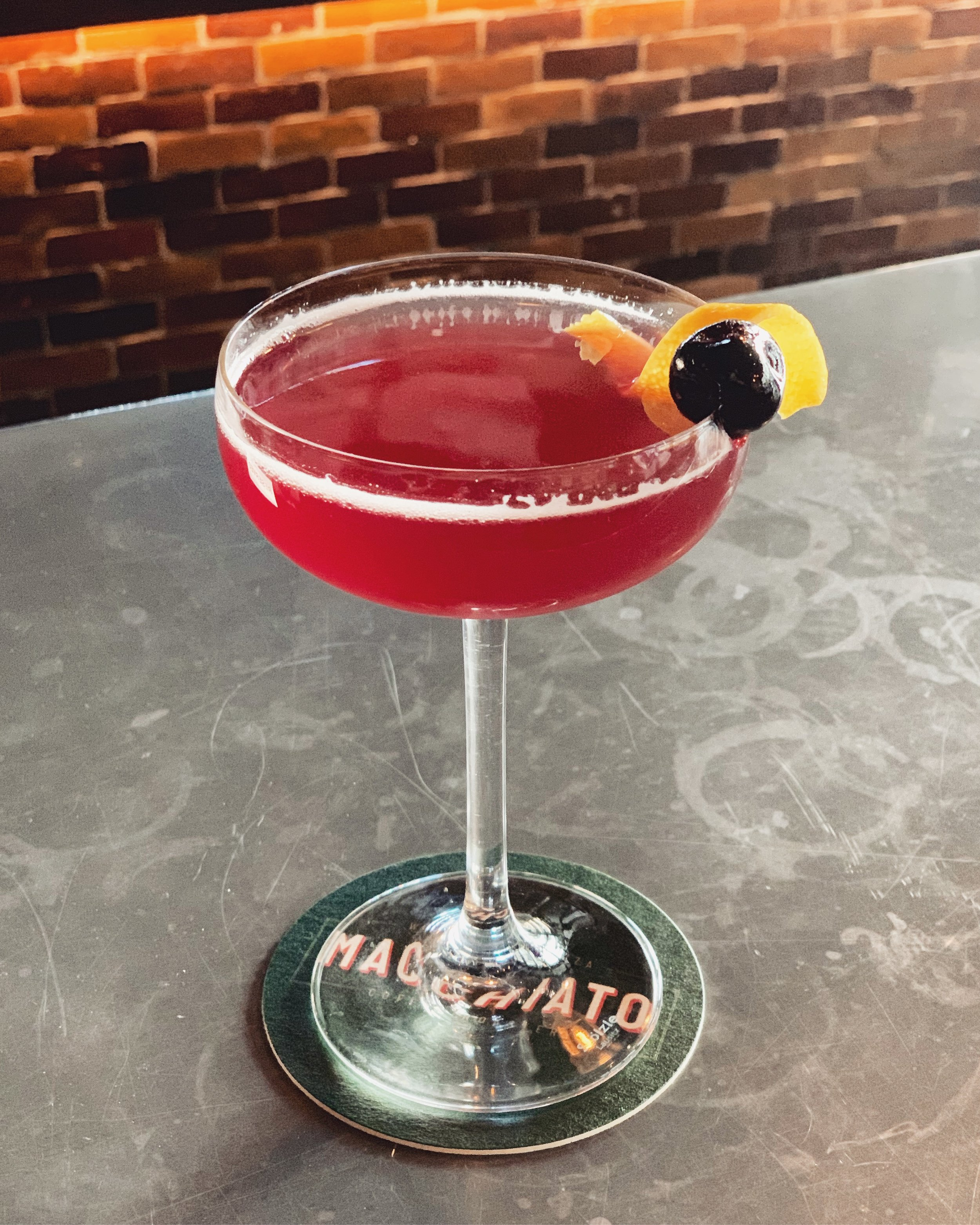 21-27 August - ~ ANNE BOLEYN~// @ink_gin , @cinzano.official , blackberry, lime, @luxardoofficial //Strong, sweet and tangy 🌹 .