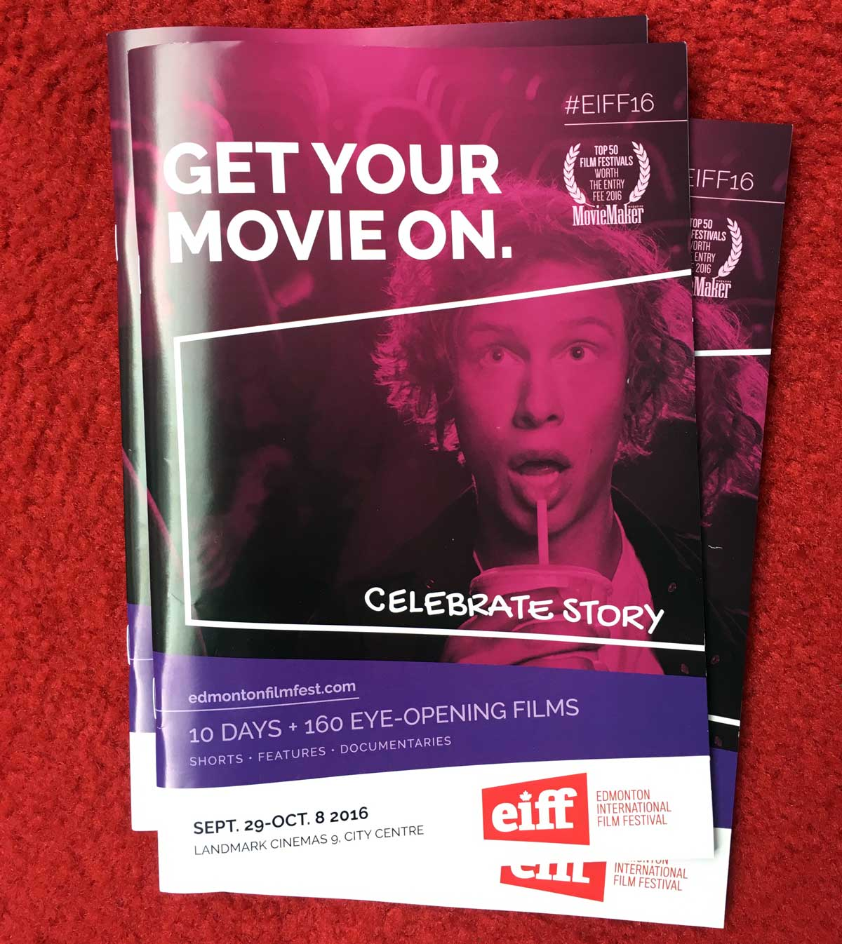 Edmonton International Film Festival - Program