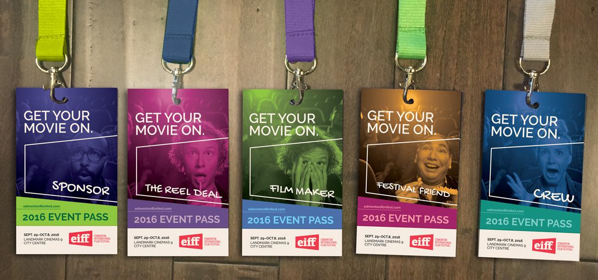 Edmonton International Film Festival - Passes