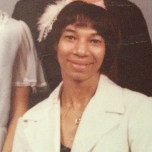Minnie Wilson in her late 20s.  (Photo courtesy of Wilson)
