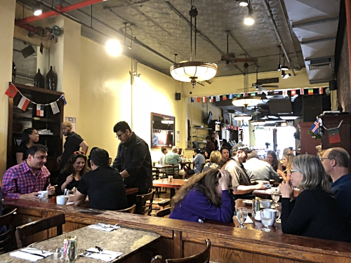 Cupping Room Café