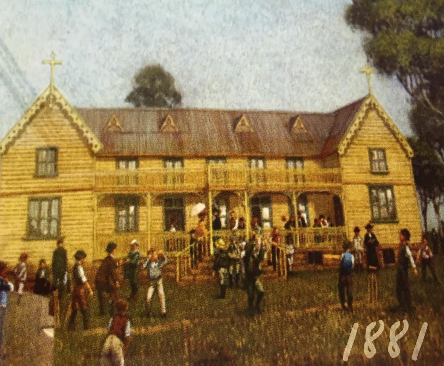 St Joseph's Hunters Hill
