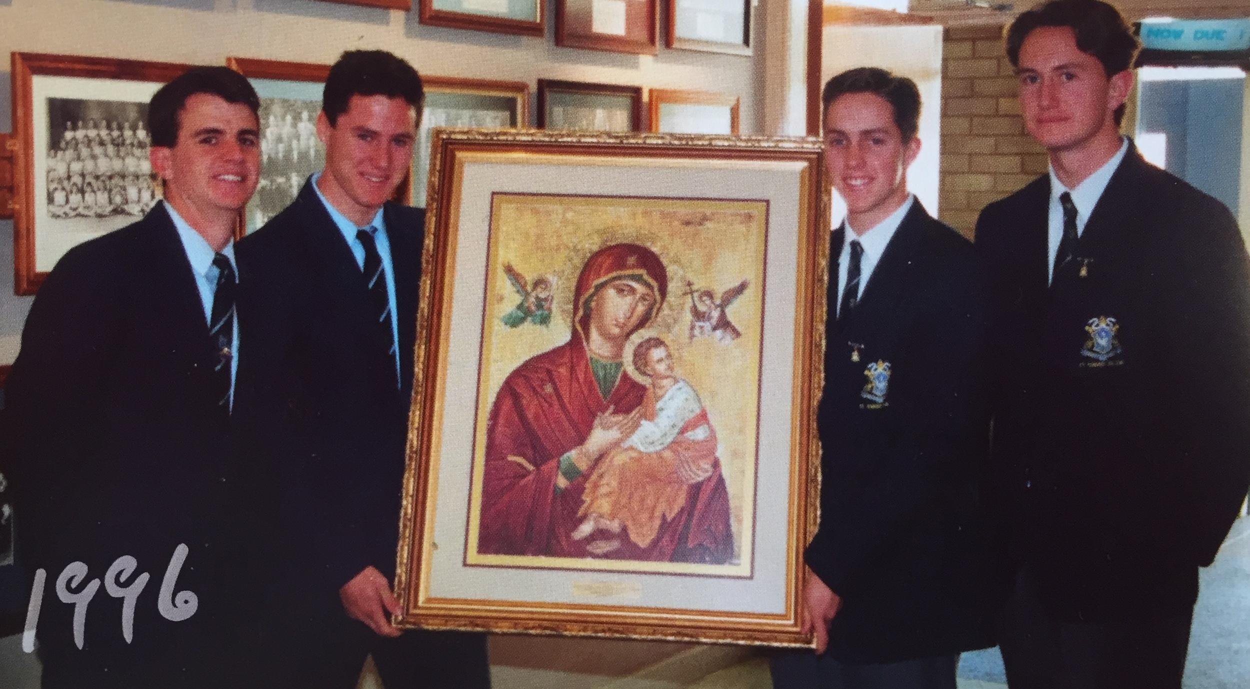 Marist College Canberra, 1996