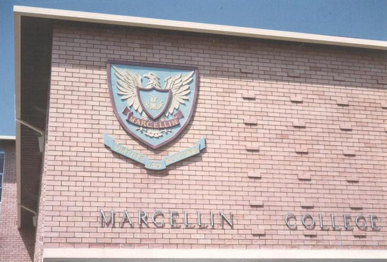Marcellin College, Bulleen, 1963