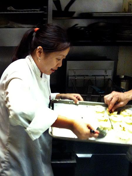 Myself in the Kitchen