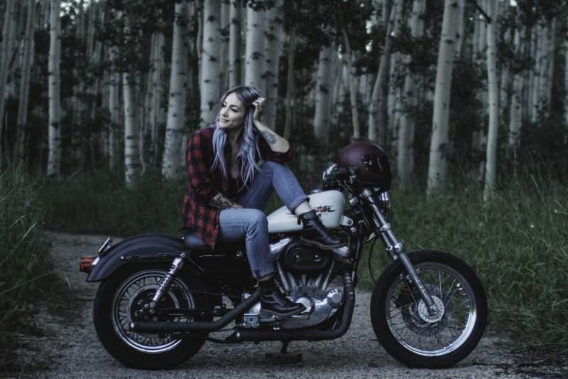 Brooke Masters:  Instant sisterhood and friendship. We have that common interest of riding motos and we're just doing our thing. You don't have to ride lonely when you've got all your sisters with you. It's amazing how much the women's motorcycle scene is growing all across the world, like in Australia.